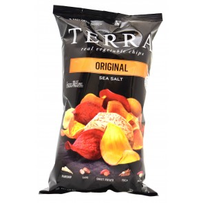 Terra Real Vegetable Chips - Original Sea Salt