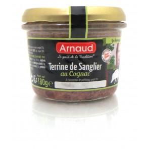 Arnaud - Terrine de Sanglier