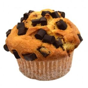 Muffin XXL - Vanille met Chocolade Chunks