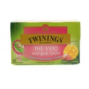Twinings - Groene Thee Mango & Lychee
