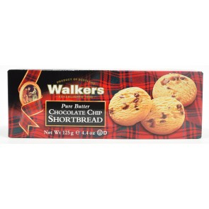 Walkers - Pure Butter Chocolate Chip Shortbread