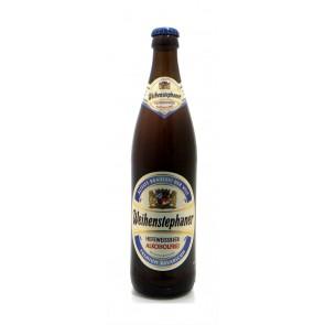Weihenstephaner - Hefe Weissbier Alkoholfrei