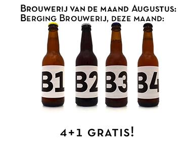 Brouwerij van de maand Augustus
